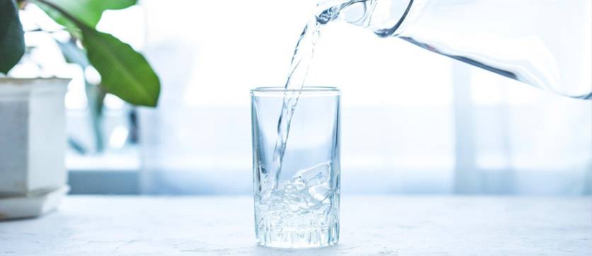 acqua depurata alla fiera di lainate