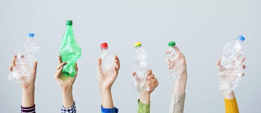 eliminare la plastica con i depuratori domestici
