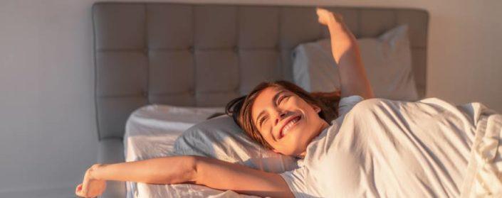 dormire bene per affrontare la giornata