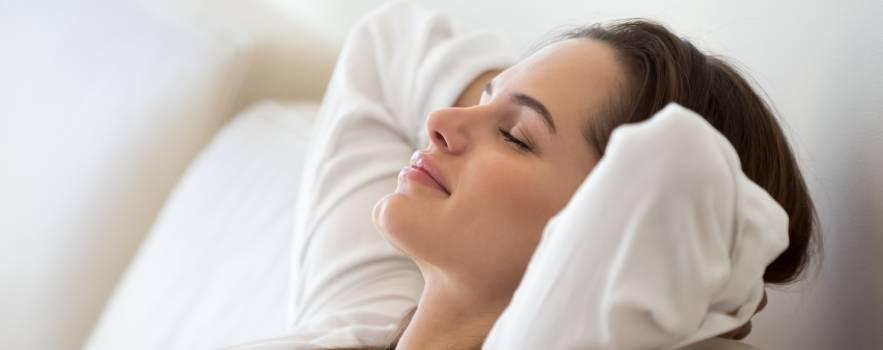 dormire bene allegerisce la mente