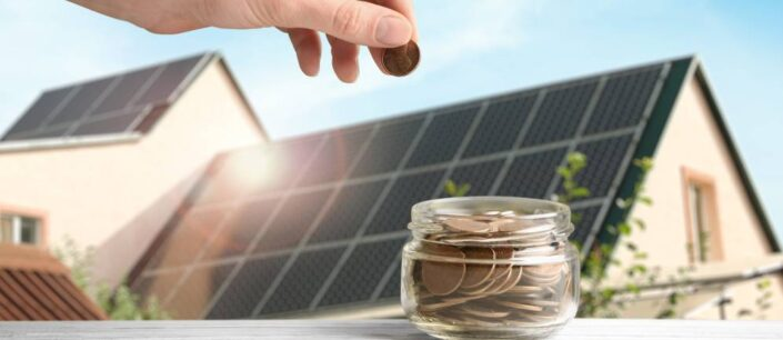 i pannelli solari per l'energia della tua abitazione